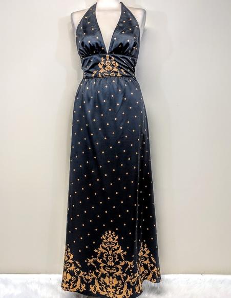 Forever 21 Dresses & Skirts - Vintage Polka Dot Halter Dress